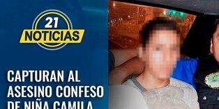 Capturan al adolescente acusado de asesinar a niña de cuatro años