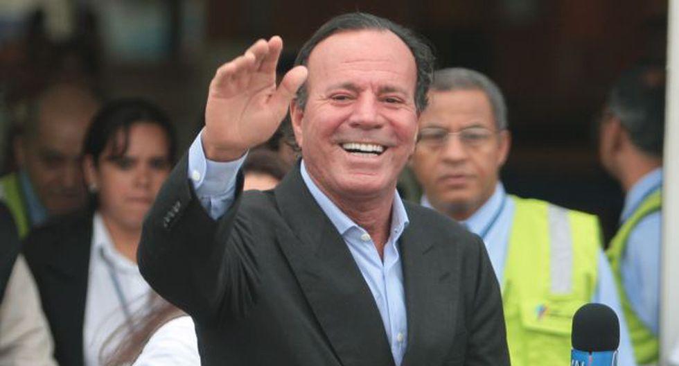 Negó problemas con su hija Chabelí. (Perú21)