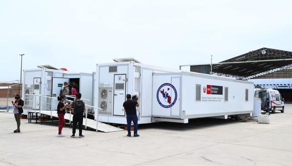 Fortalecen vigilancia. Casos sospechosos que ingresen al Perú serán llevados de inmediato a unidad ubicada en el Grupo Aéreo N°8. (GEC)