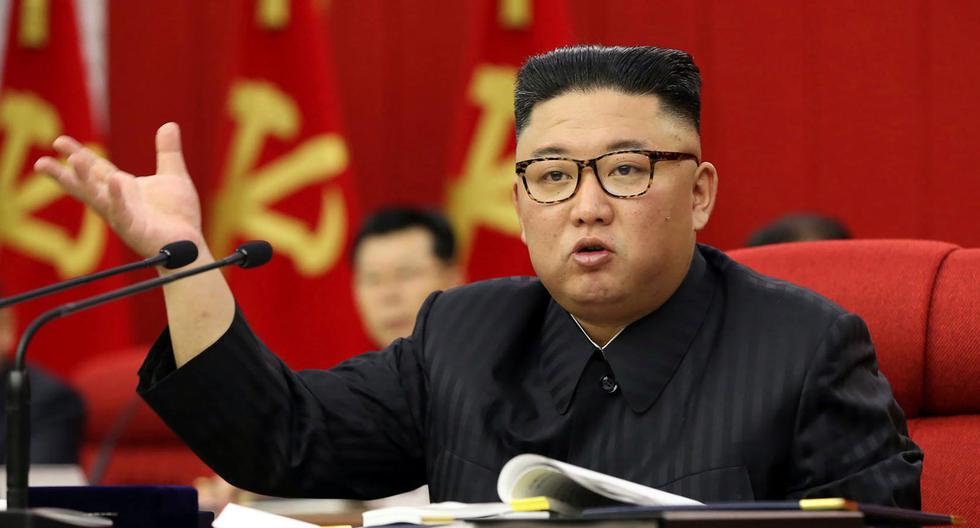 Imagen de Kim Jong-un. (Foto: KCNA vía AP)