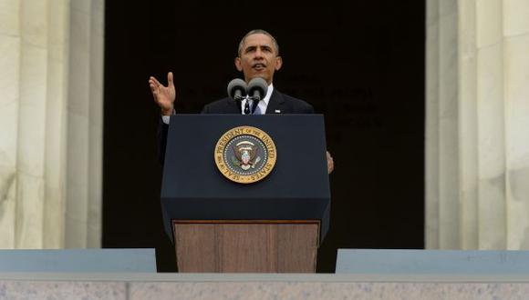 Decidido. Barack Obama actuará solo o con una coalición en Siria. No esperará la venia de la ONU. (Bloomberg)