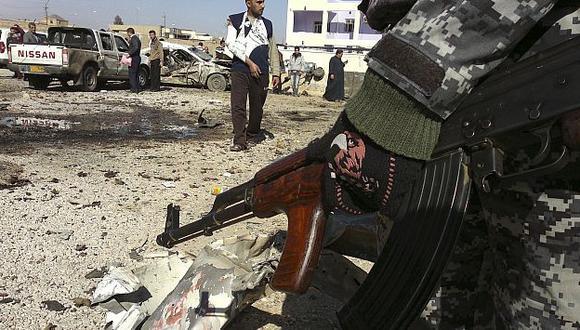 Los atentados se han vuelto algo común en Irak desde el retiro de EEUU. (Reuters)