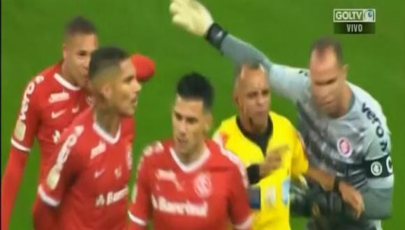 Paranaense se impuso 1-0 a Inter en la final de ida de la Copa de Brasil. (Video: Gol TV)