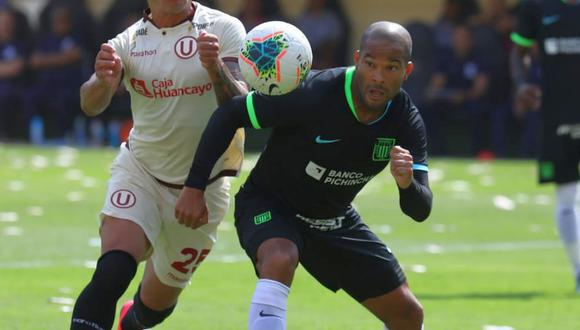 Alberto Rodríguez llegó a Alianza Lima esta temporada procedente de Universitario de Deportes. (Foto: GEC)