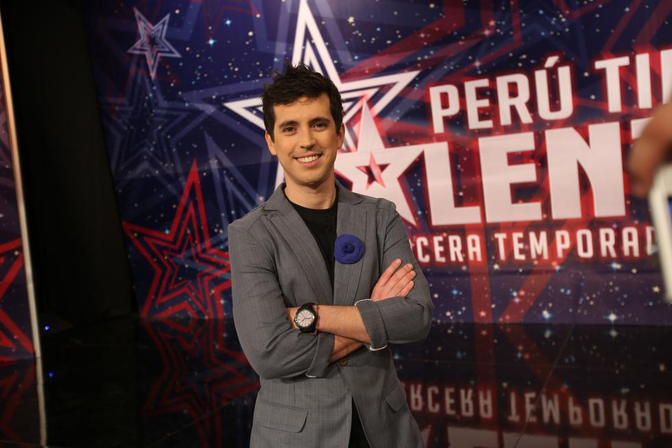 Jesús Alzamora comparte imágenes en Instagram del detrás de cámaras del nuevo programa que conducirá (Foto: USI)