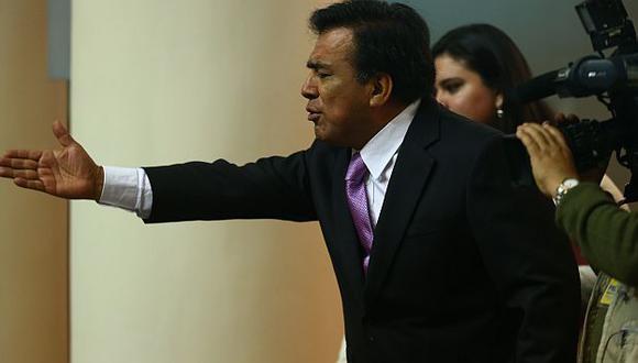 Javier Veláquez dijo que la elección en el Pleno fue precipitada. (Perú21)