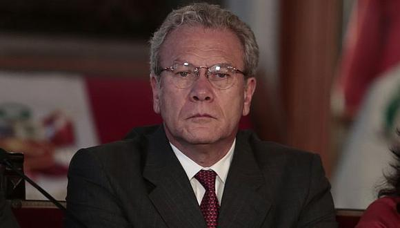 Gonzálo Gutiérrez espera que Chile se comprometa de dejar actividades de espionaje. (Nancy Dueñas)