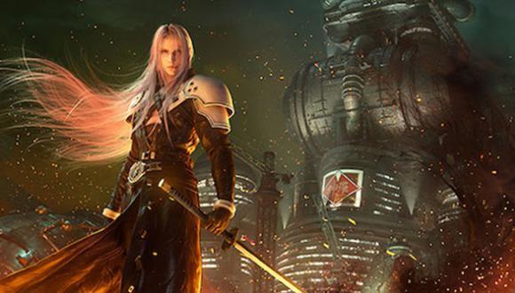 Square Enix lanzará 'Final Fantasy VII Remake' a PS4 el próximo 3 de marzo del 2020.