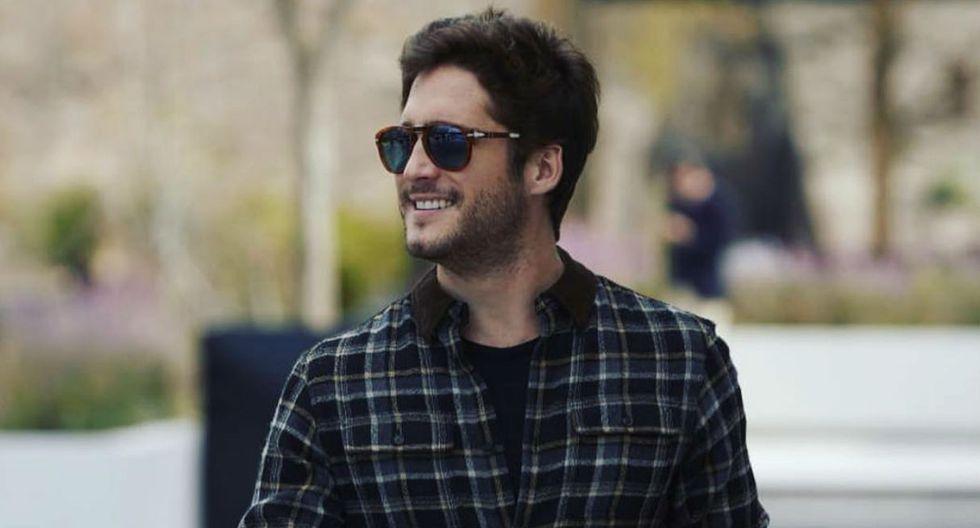 """""""Lo que se ve no se pregunta"""", fue la respuesta del actor mexicano Diego Bonetatras ser consultado sobre su nuevo romance (Foto:@diego)"""