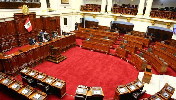 Congreso será centro del debate sobre las pensiones (Congreso).