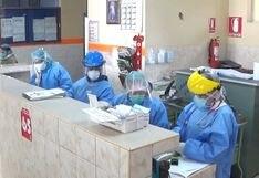 Más de 100 trabajadores del Hospital Regional del Cusco vencen al COVID-19