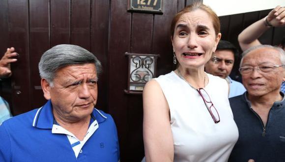 """Anel Townsend: """"No me arrepiento de haber acompañado a César Acuña en su plancha presidencial"""".(Perú21)"""