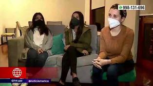 Hablan las hermanas de los jóvenes acusados de violación colectiva en Surco