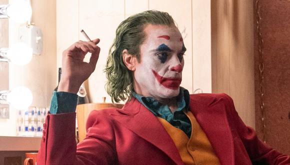 "Joaquin Phoenix gana Bafta a mejor actor por ""Joker"" (Fotos: WB)"