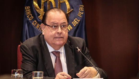 Julio Velarde es actualmente presidente del G24. (Foto: GEC)