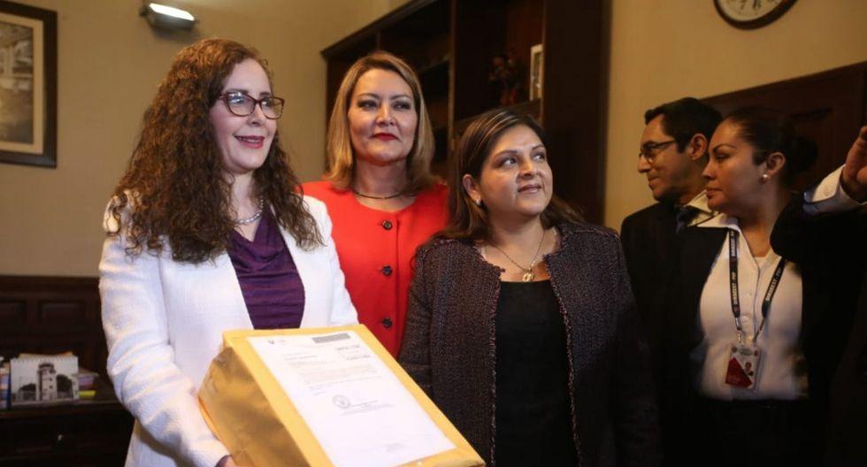 El informe de la Comisión Lava Jato fue presentado en setiembre (Congreso de la República)