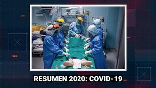 Resumen 2020:  Las medidas más importantes del año para contener la propagación de la COVID-19