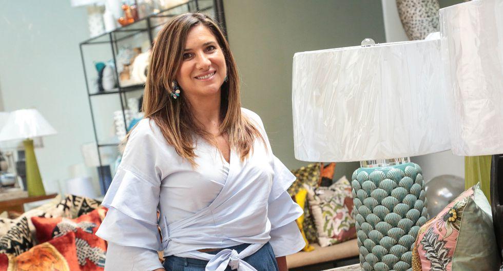 """""""En el Perú uno tiene que ser más creativo en el uso de materiales. Eso me ayudó a trabajar afuera. El Perú es muy rico para trabajar en lo que sea"""", declara Barbis (Diana Chávez/Perú21)."""