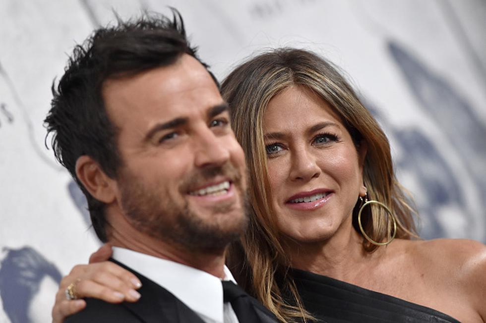 Nuevas especulaciones en torno a la actriz Jennifer Aniston y su rompimiento matrimonial con Justin Theroux. (Getty)