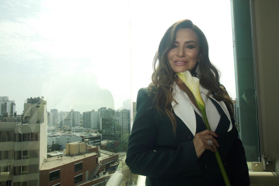 Myriam Hernández realizará dos conciertos por el Día de la Madre (Nadia Quinteros)