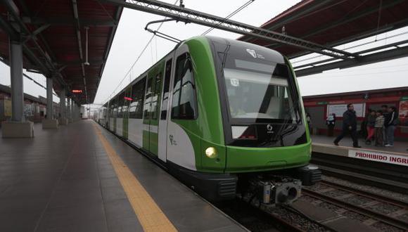 Alan García y PPK cuestionaron elevado costo de la Línea 2 del Metro de Lima. (Perú21)