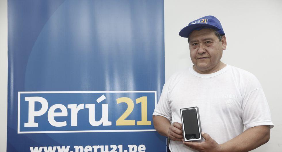 Perú21 premia a sus lectores con equipos tecnológicos.
