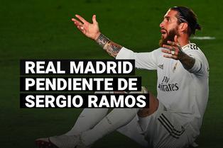 Sergio Ramos apunta al debut en Champions League y al clásico contra Barcelona