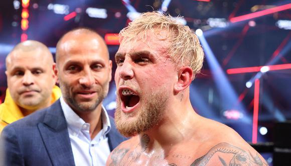 Youtuber Jake Paul suma tres victorias como peleador (Foto: AL BELLO /  AFP)