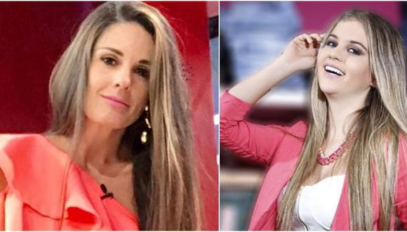 La conductora de América Espectáculos se atrevió a decir que la pareja del excongresista Richard Acuña se encuentra embarazada.