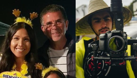 Tadeo Carmona compartió emotiva canción tras el fallecimiento de Javier Carmona. (Foto: @tulaperu/@carmonaperu)