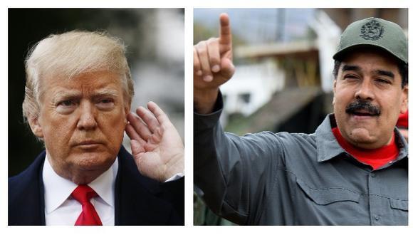 """Trump no ha confirmado su asistencia en la Cumbre de las Américas, empero, Maduro, sobre quien se ha señalado que """"no será bienvenido"""", asegura que lo tratará con respeto (Reuters/AFP)."""