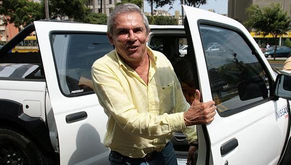 Luis Castañeda en duda para el primer debate electoral. (USI)
