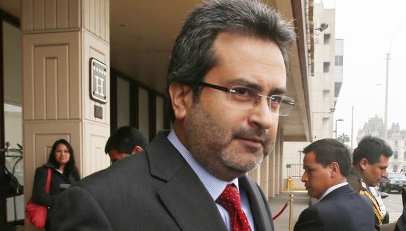 Premier destaca dinamismo. (Martín Pauca)