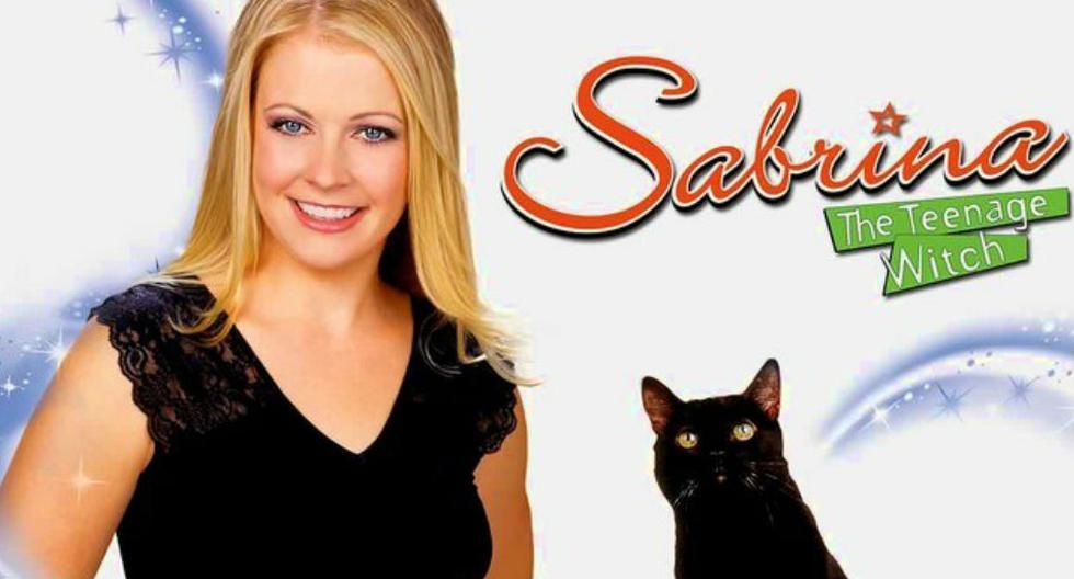"""""""Sabrina, la bruja adolescente"""""""