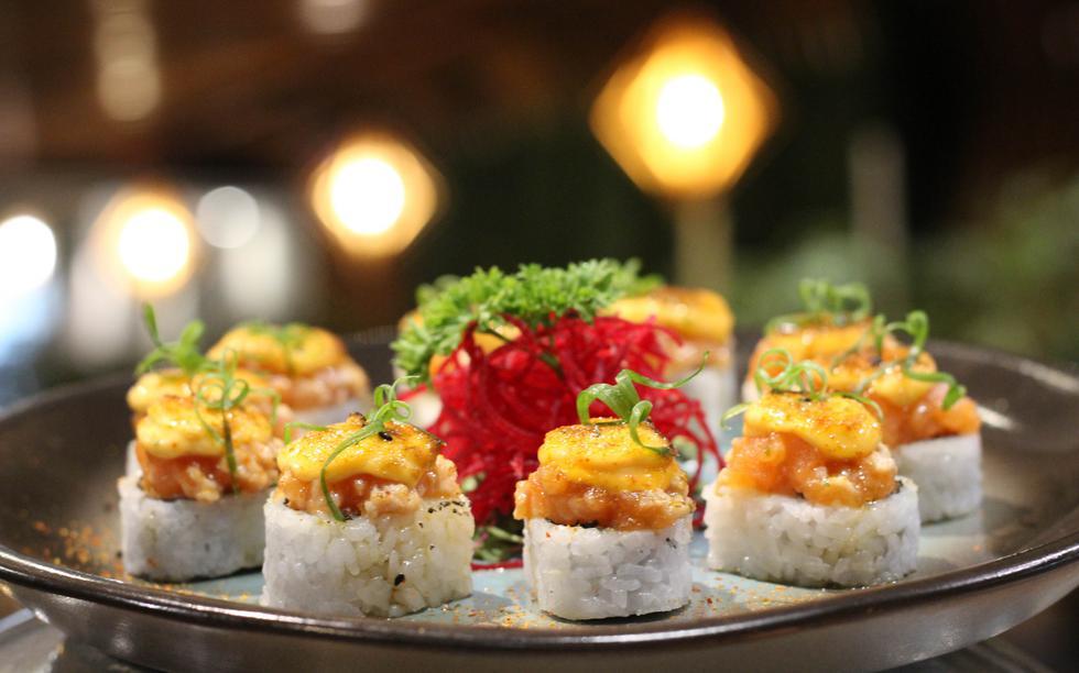 Cocina Nikkei, saludable y deliciosa. (Esther Vargas)