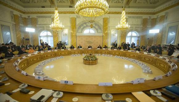 Líderes de la G20 discutirán sobre crisis en Siria. (AP)