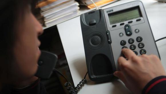 Reducción de tarifas solo aplica para aquellos que tienen como operador a Telefónica del Perú. (USI)