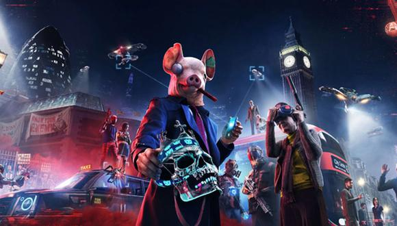 Ubisoft lanzará Watch Dogs: Legion el próximo 6 de marzo de 2020 en PlayStation 4, Xbox One, Windows PC y Stadia