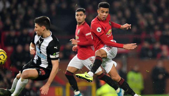 Manchester United vs. Wolverhampton se enfrentan en la tercera ronda de la FA Cup. (Foto: AFP)