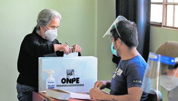 Deber ciudadano. Participación de la ciudadanía en segunda vuelta será clave para dar legitimidad a nuevo presidente de la República. (Foto: GEC)