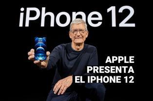 Apple anuncia los nuevos modelos de iPhone 12 con tecnología 5G