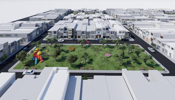 Este concepto Nueva Ciudad Unicachi tiene como consigna reducir, reutilizar y reciclar