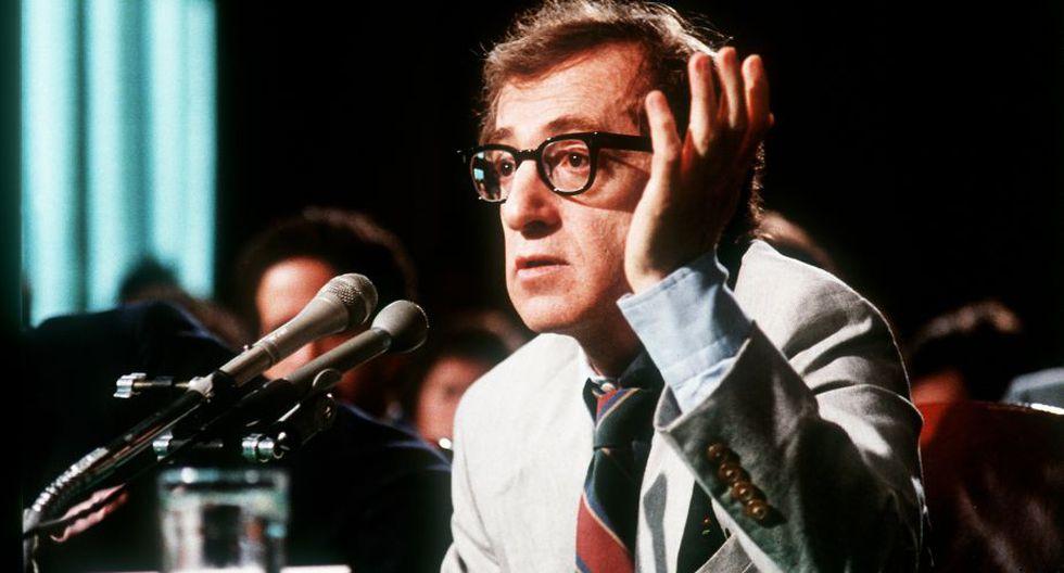 La última película de Woody Allen es 'Magic in the moonlight', la cual estrenó este año. (AFP).