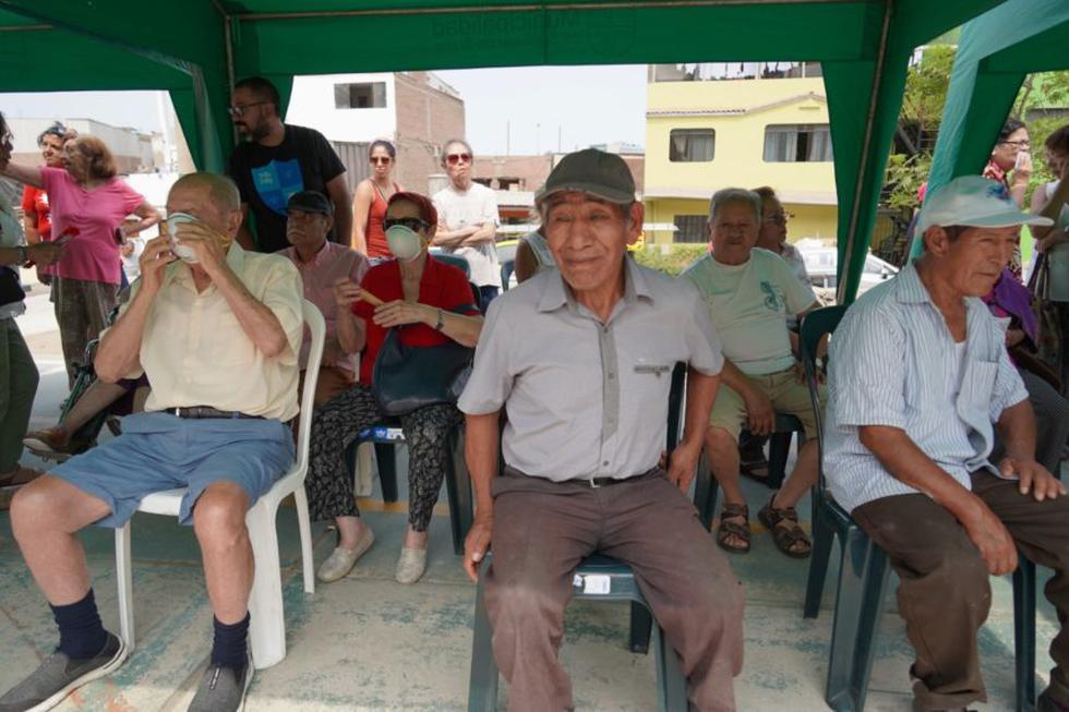 La nueva gerencia permanecerá activa después del estado de emergencia para atender a las poblaciones vulnerables del sector. (Foto: Municipalidad de Surco)