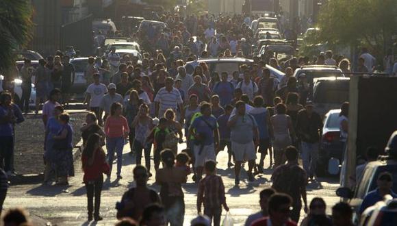 Chile: Más de 50 réplicas se registraron tras sismo de 6.7 grados. (EFE)