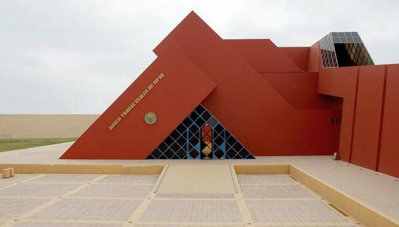 Lambayeque: desde hoy el Museo Tumbas Reales de Sipán abre sus puertas a los visitantes (Foto: Facebook Museo Tumbas Reales)