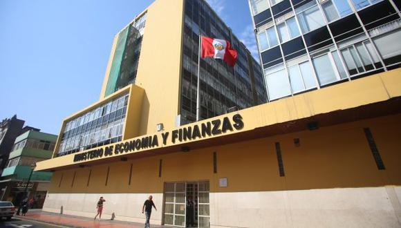 Perú asumirá deuda por US$4,000 millones para financiar la lucha contra el Covid-19. De los bonos soberanos colocados, uno por US$1,000 millones vencerá el próximo siglo. (Foto: Alonso Chero / Archivo El Comercio)