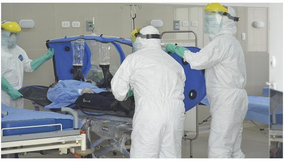 Moquegua: Paciente de 31 se convirtió en la octava víctima mortal a consecuencia del COVID-19 en Moquegua. (foto referencial)