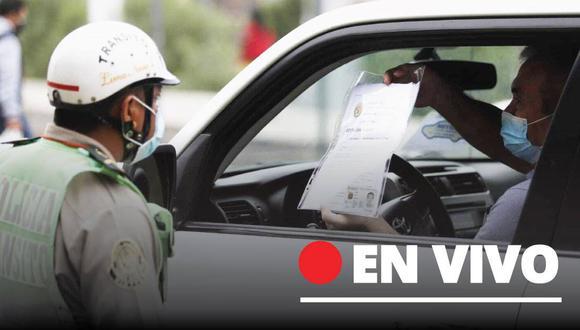 Coronavirus en Perú   Día 66 EN VIVO: casos confirmados, muertos y recuperados. (Foto: Violeta Ayasta/GEC)