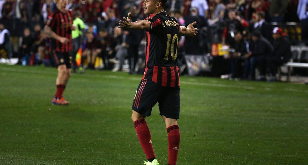 Gonzalo Martínez - 15 millones de euros (Argentina / Atlanta United FC)